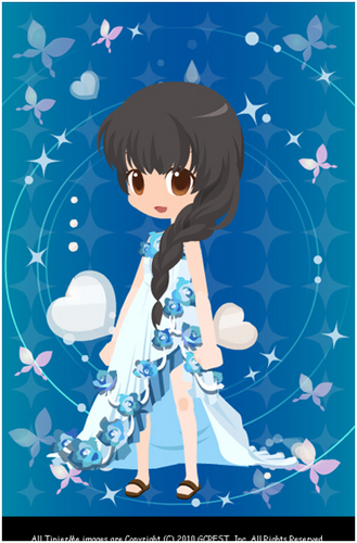 piper (blessing) made on dreamself.me