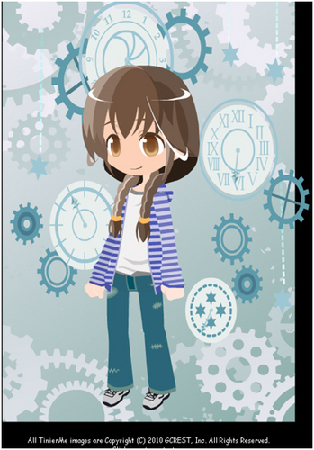 piper made on dreamself.me