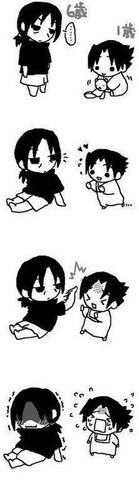 poor sasuke..