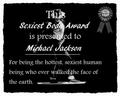 sexy award - michael-jackson photo