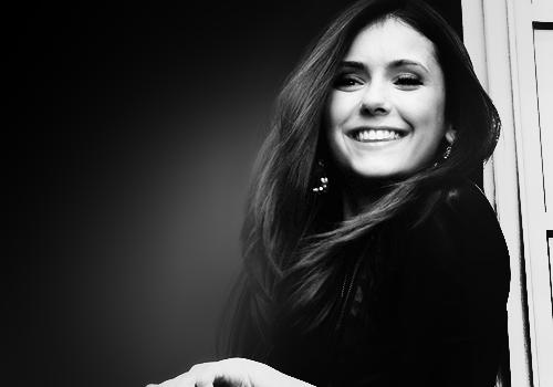 the beautiful nina dobrev ♥