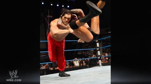 ডবলুডবলুই smackdown randy orton vs khali