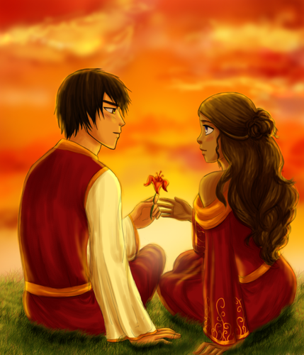 zutara - zutara-of-fire-and-water Fan Art