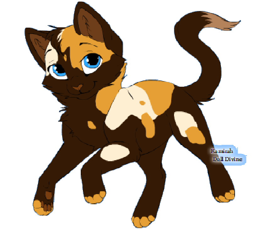 Warrior Cat Names For Ginger She Cats