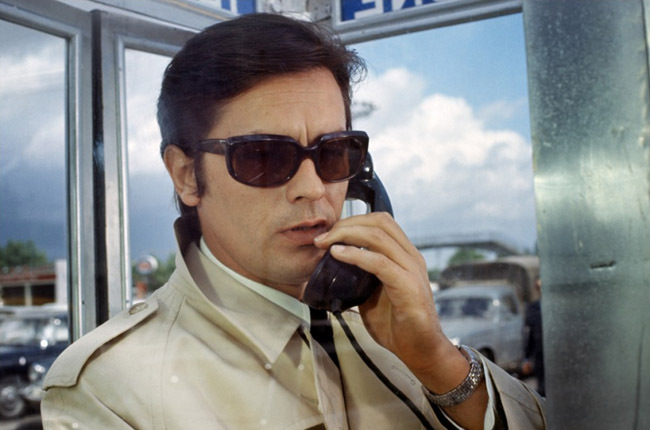 What is your favourite alain delon movie poll results for La piscine full movie