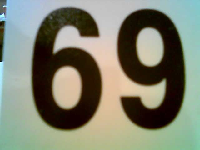 The World's Favourite Number