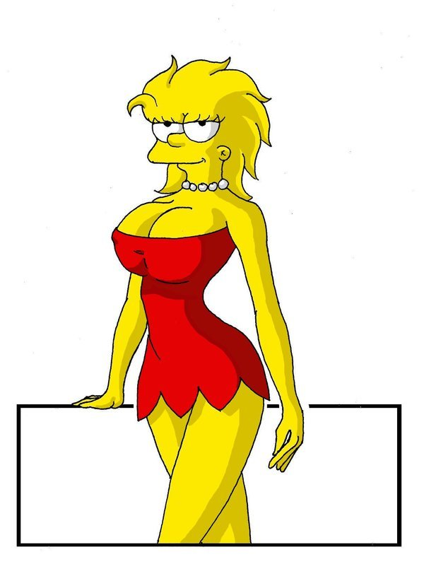 The Simpsons Lisa Is What