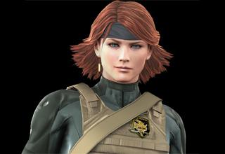 Image result for Meryl Silverburgh (Metal Gear Solid)