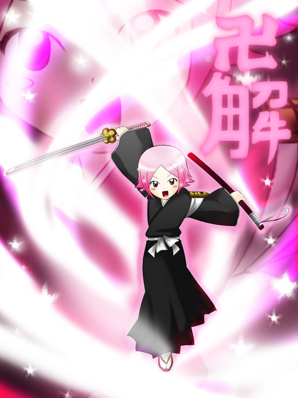Do you think Yachiru knows Shikai or that she shares the ...
