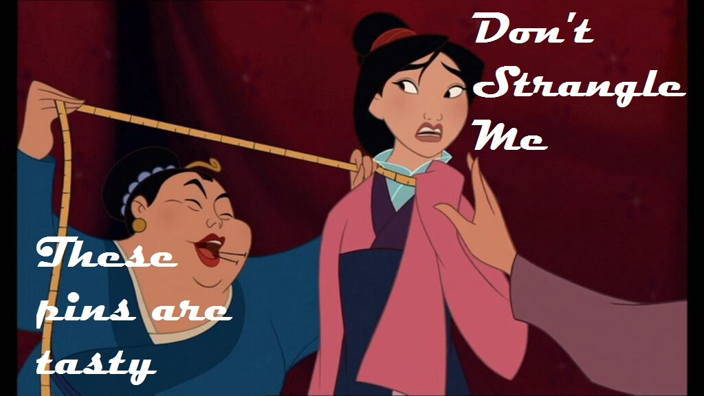 For Team Mulan only- pick best picture FOR funny caption ...