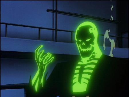 Batman Beyond Villains So this villain with