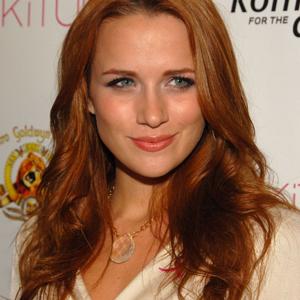 CRISTINA: Redhead actress tv