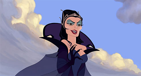 classic disney villains - photo #8