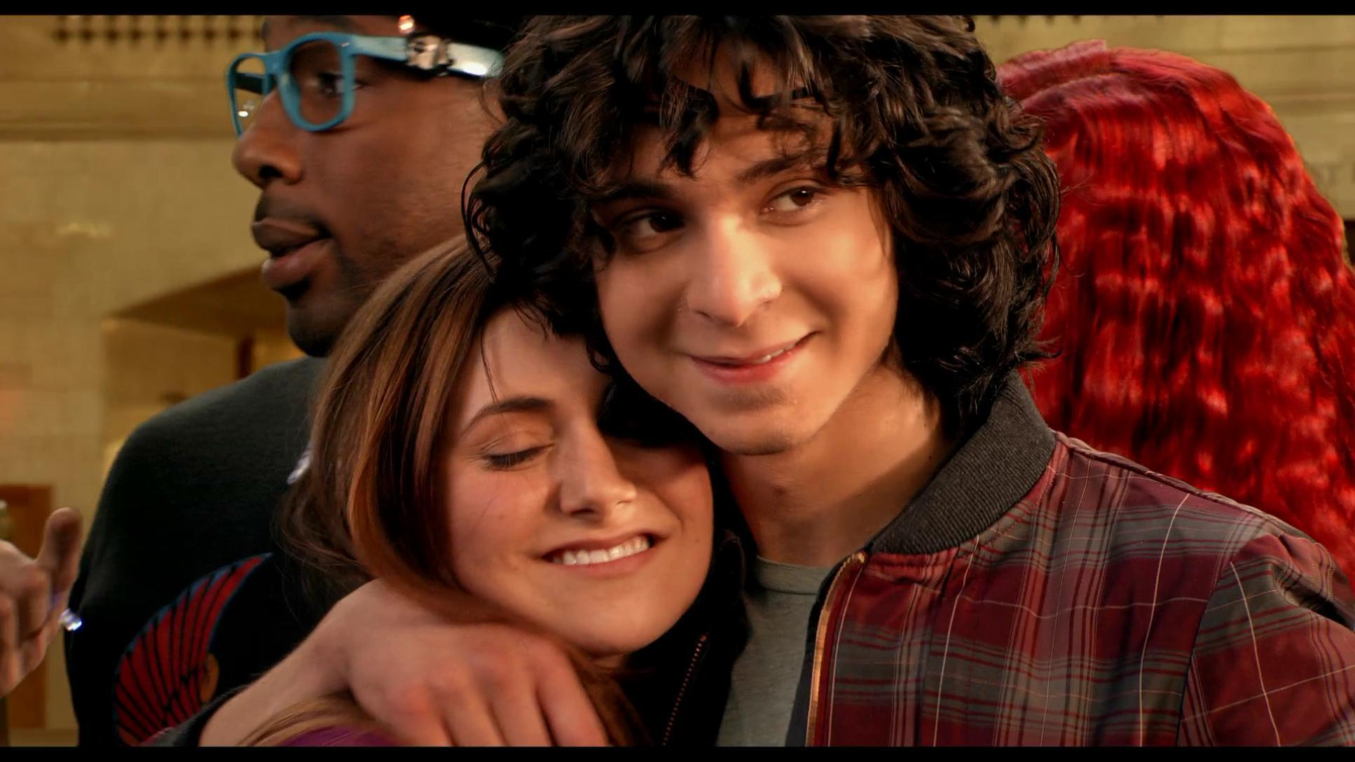 Do you think Alyson Stoner and Adam Sevani should go out ...