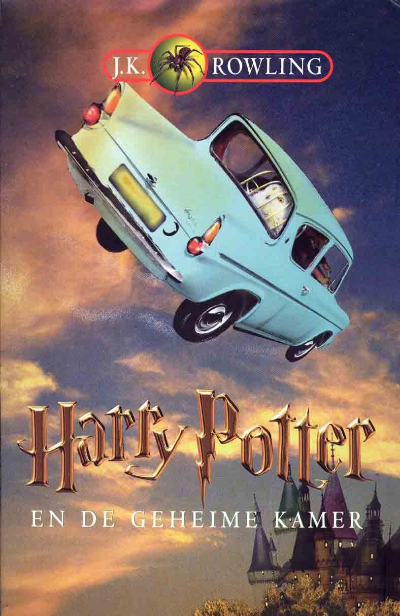 harry potter and the chamber of secrets full book pdf