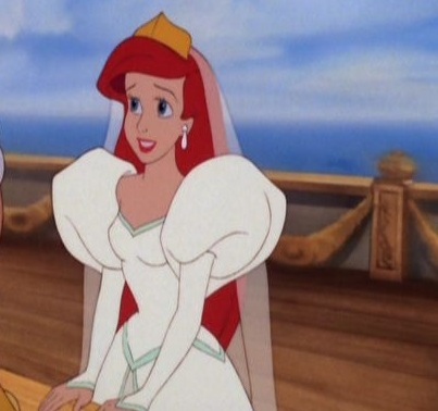 Who Wears The Best The Big White Wedding Dress Poll Results Disney Leading