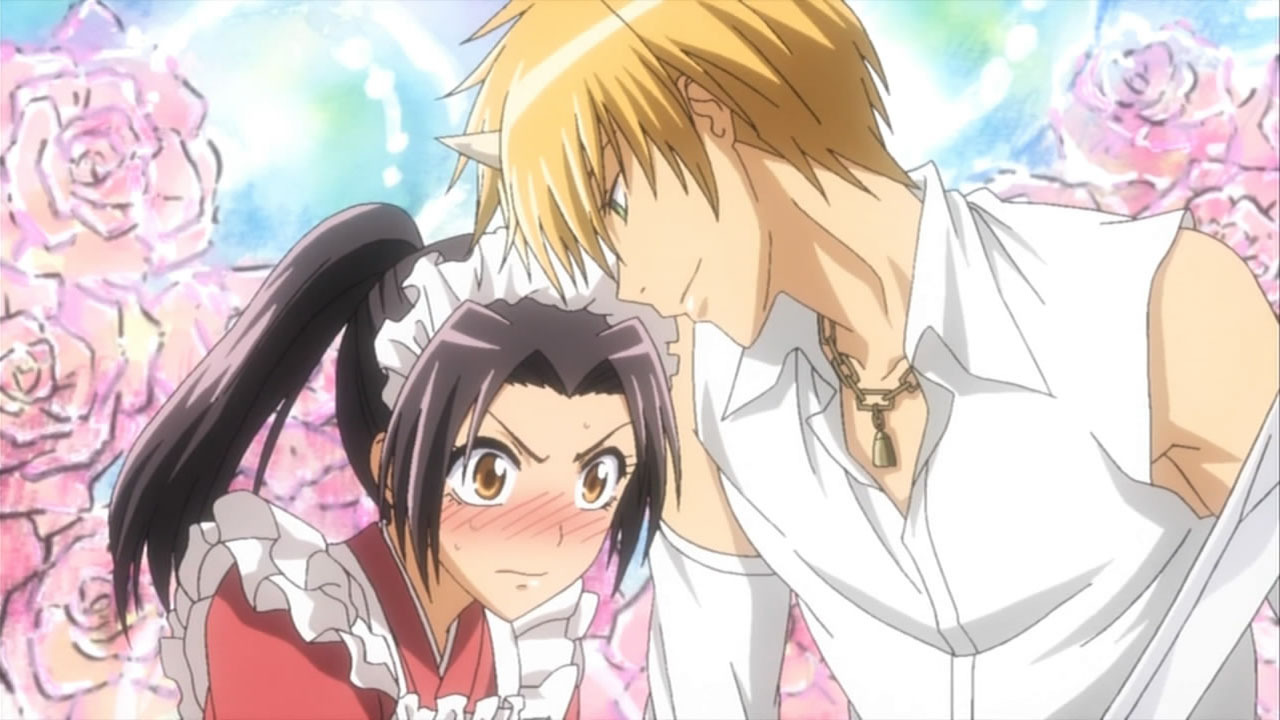 Which of these is your favourite romantic moment of usui x ...