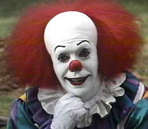 Who was more annoying, the clown or Henry Bowers? ;-) Poll Results