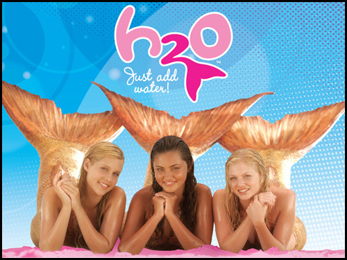 Do you want h2o back on disney channel in australia for for H20 just add water full movie