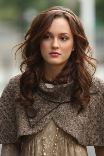 Leighton Meester/Blair Waldorf with blonde hair or with ...