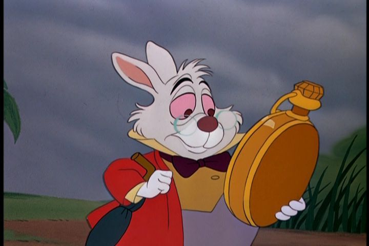 Which rabbit from Alice in Wonderland do you prefer? Poll ...