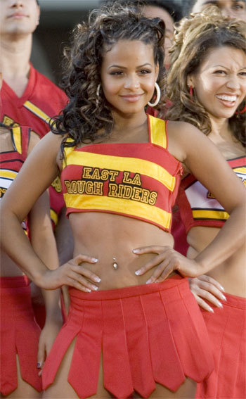 who is better cheerleaders in tv or movie hellcats