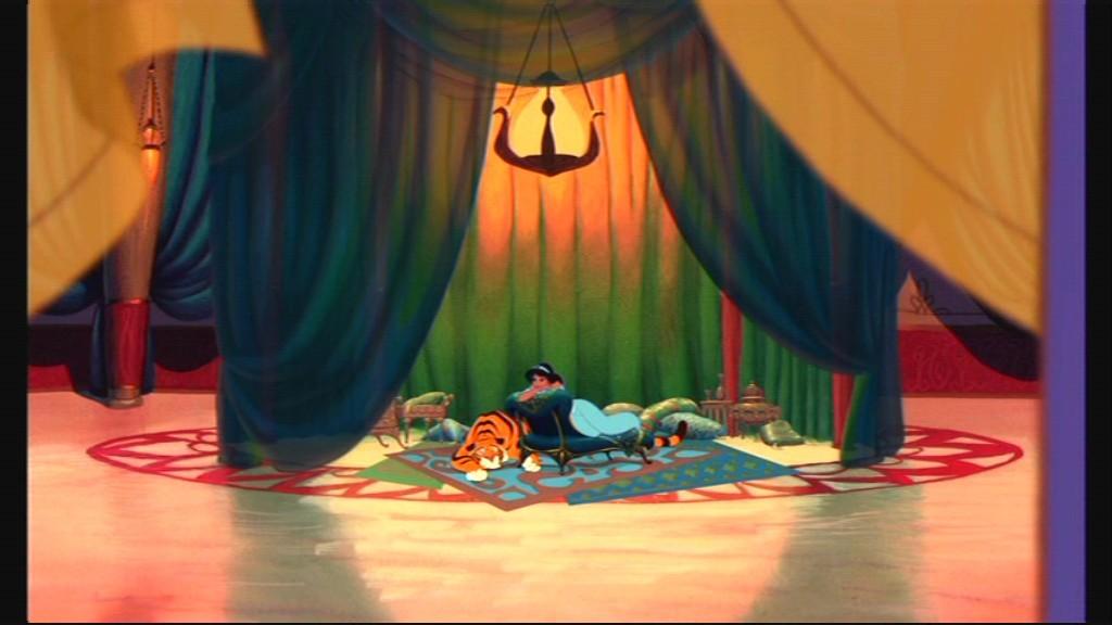 Aladdin Balcony Theatre Aladdin Aladdin Jr Chritines House House Rooms