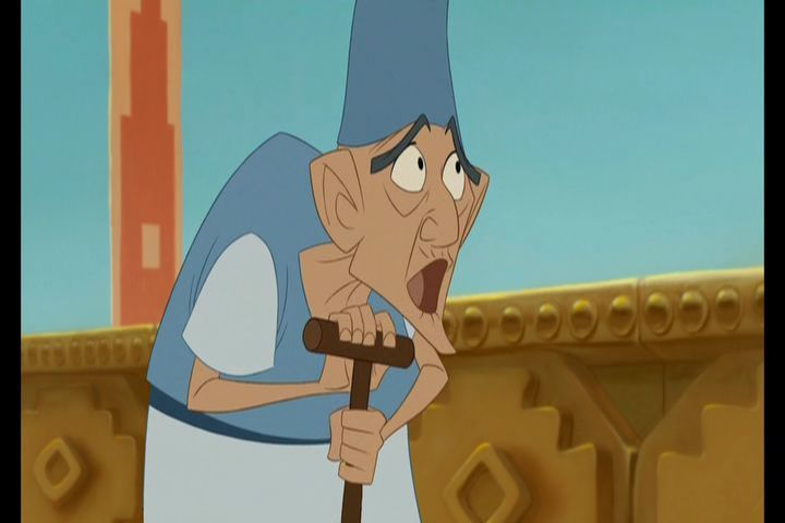 The Emperor's New Groove Who is your favourite character?