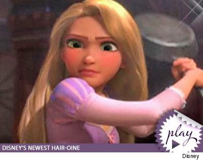 Does Rapunzel Look Like Ariel Poll Results - Disney ...