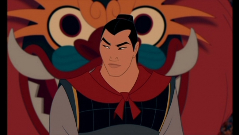 Favorite character in Mulan countdown Round 8: Pick your