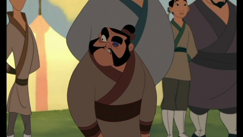 """Favourite supporting character in """"Mulan""""? Poll Results ...  Favourite suppo..."""