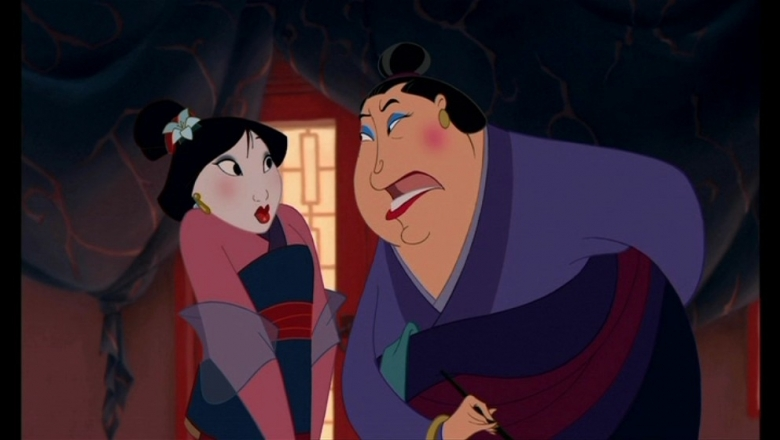 Favourite supporting character in Mulan? Poll Results