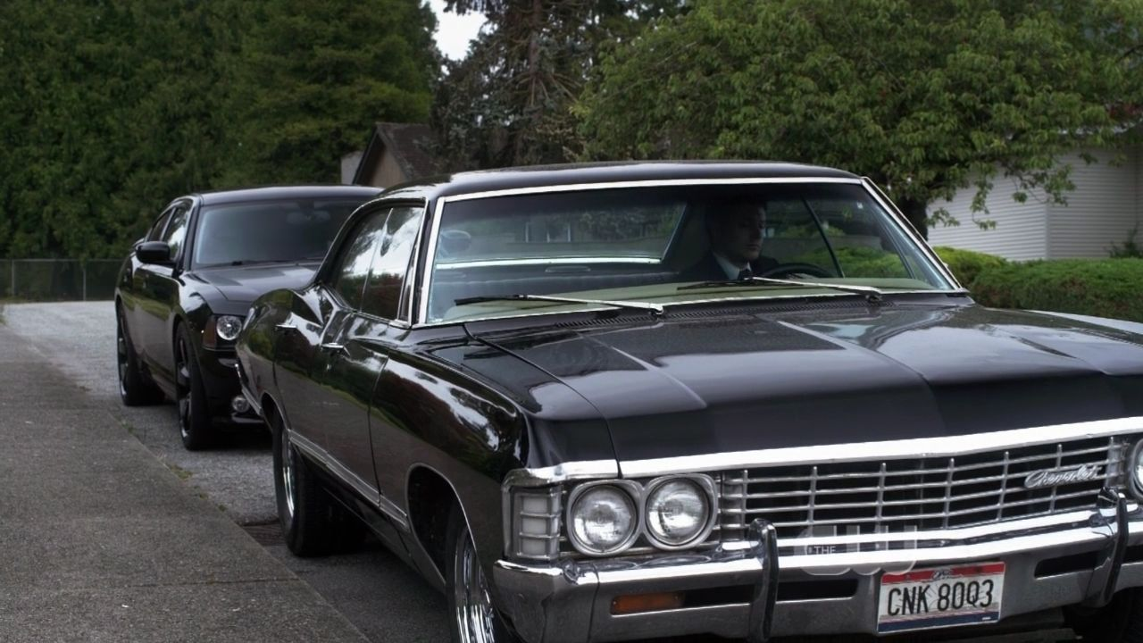 What was your reaction when sams car got destroyed poll - Supernatural car pics ...
