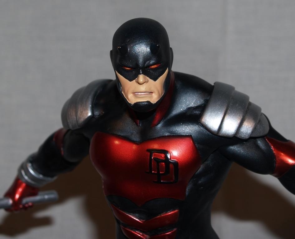 Daredevil Reboot Costume Better Daredevil Costume