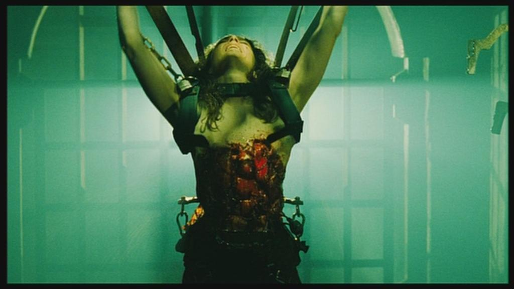Saw Movie Traps is The Best Trap in Saw 3