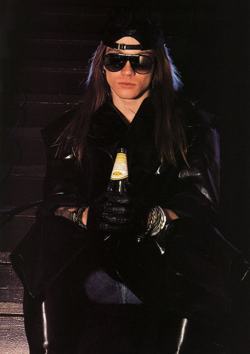 axl rose or sebastian bach which is more handsome poll