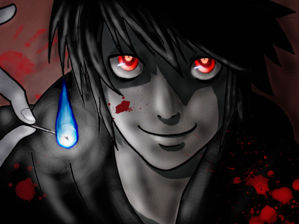 Death Note If Beyond Birthday had the death note would he be more dangerous than Kira? - 563491_1287607047235_full