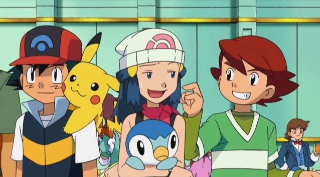 Pokemon Dawn And Kenny Images | Pokemon Images