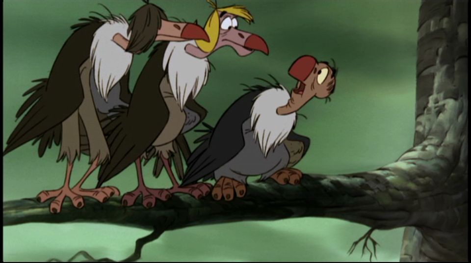 Vultures vs Crows? Poll Results - Classic Disney - Fanpop