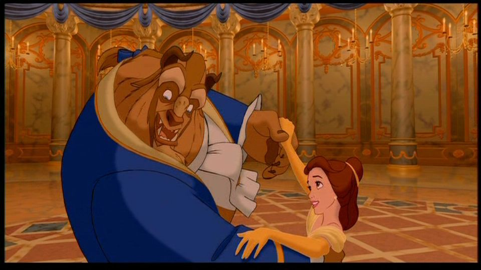 Tale As Old As Time  Beauty And The Beast Disney Beauty And The Beast Ballroom
