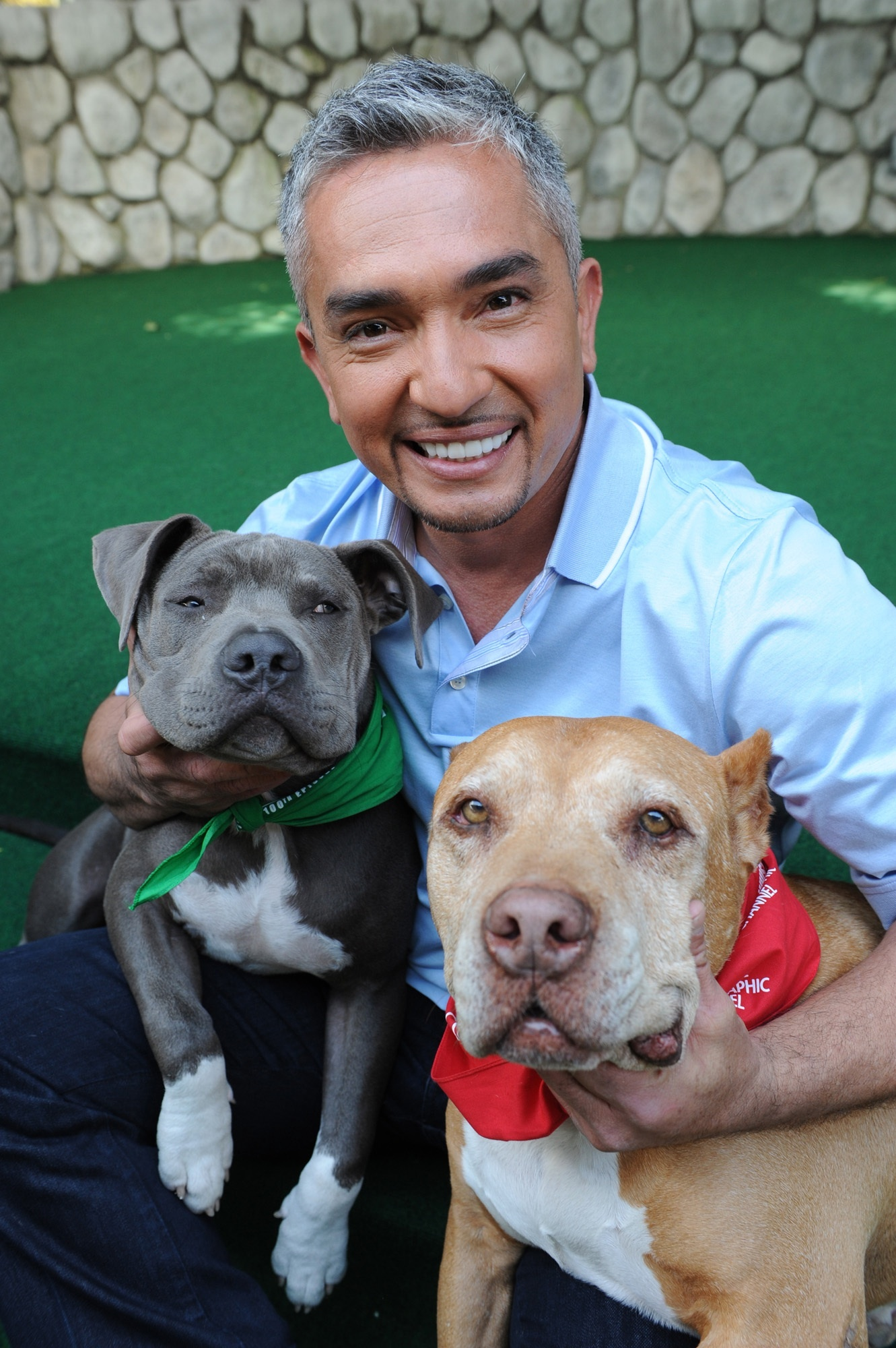 Cesar millan did you know daddy has died