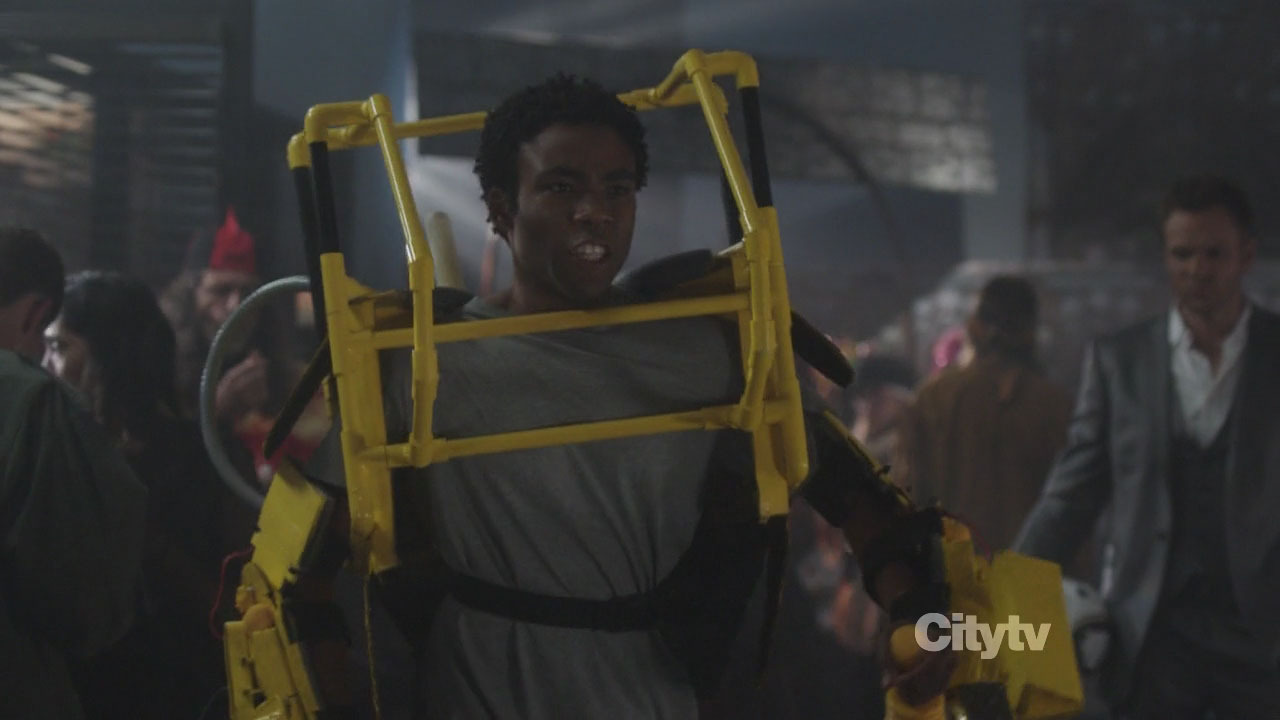 Community Best Halloween costume in S2? & Best Halloween costume in S2? - Community - Fanpop