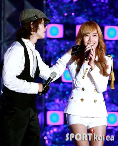 donghae and jessica relationship goals