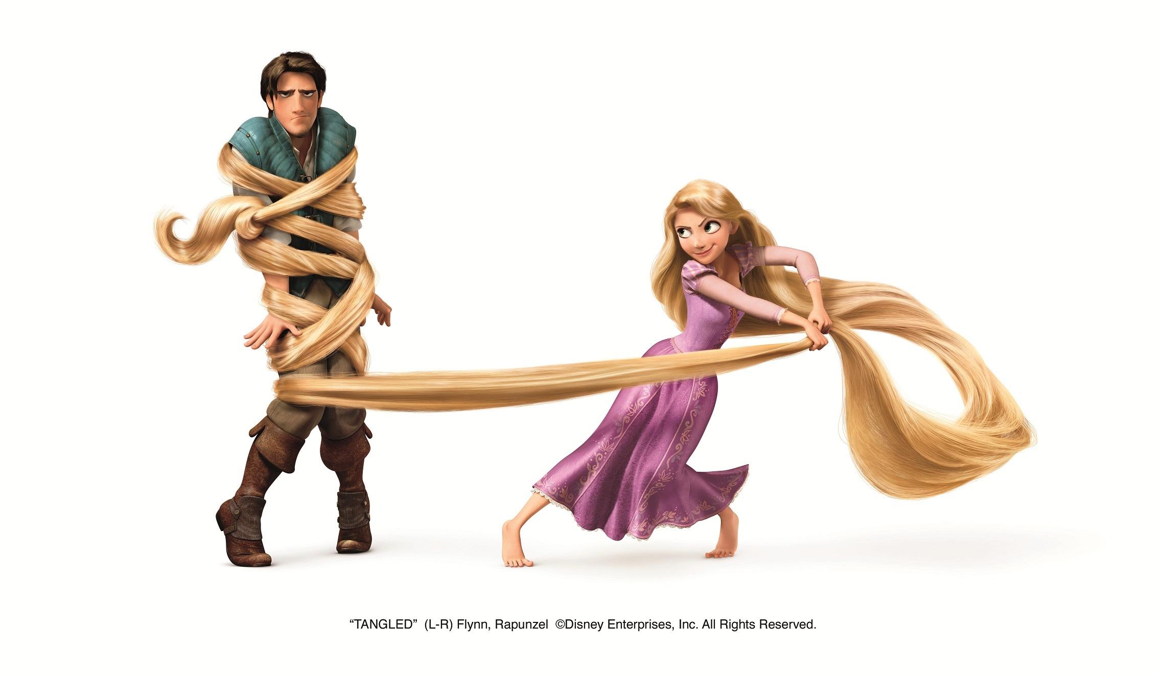 Flynn and Rapunzel If ...