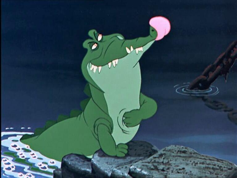 peter pan crocodile in - photo #7