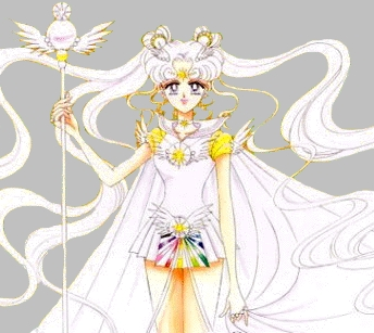 sailor cosmos anime  Sailor Cosmos