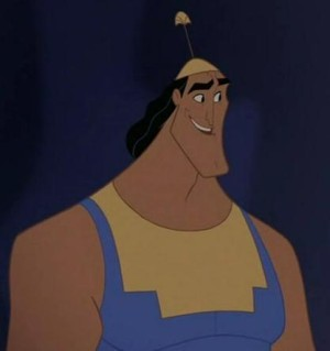 The Emperor's New Groove Do you think that Kronk is hot?