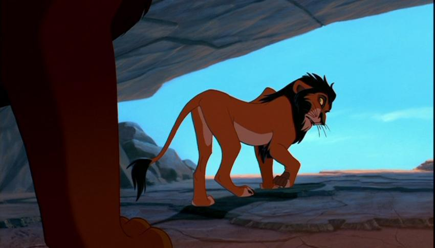 favourite scar quote  - the lion king