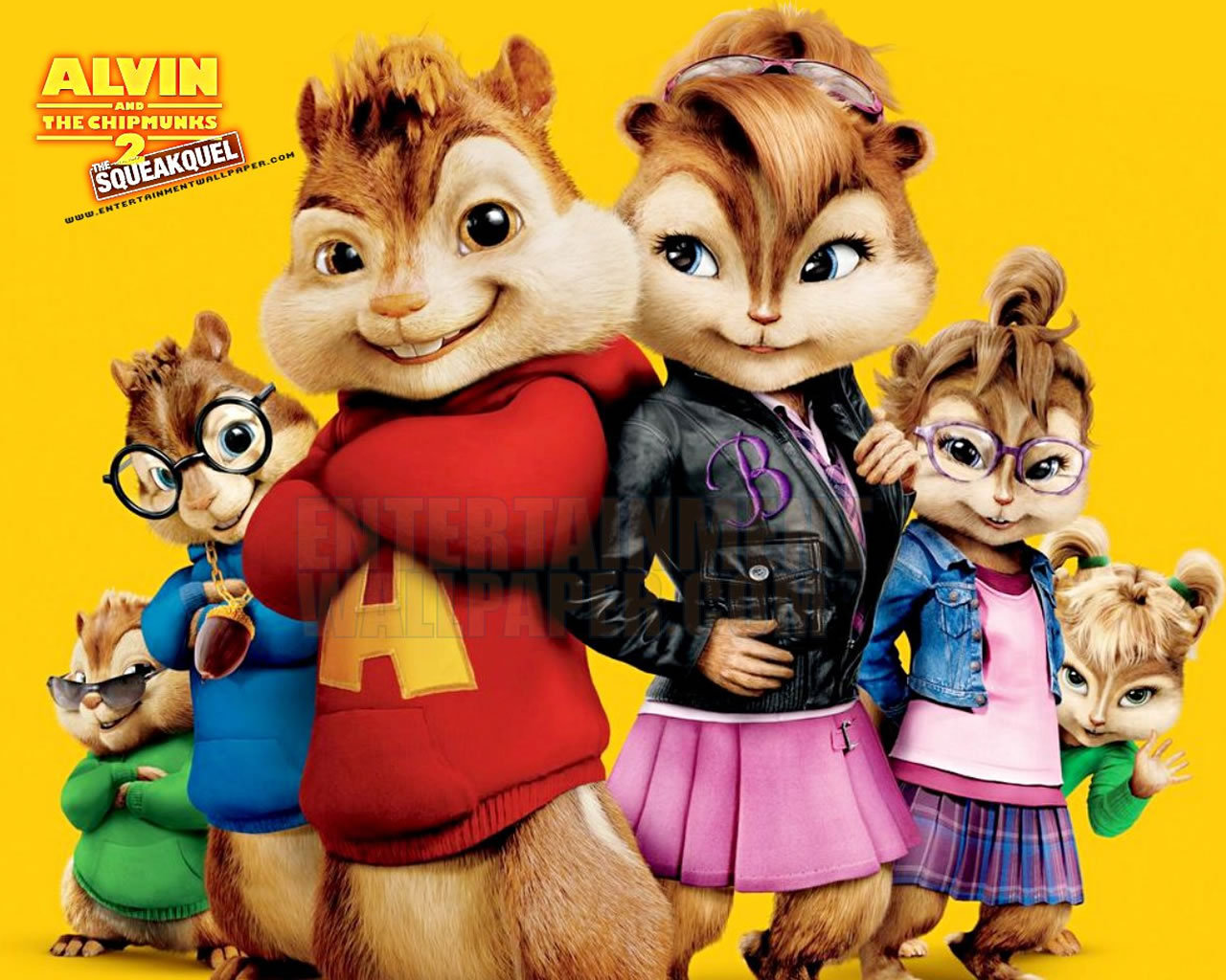 Who sings better,the chipmunks or the chipettes? Poll ...