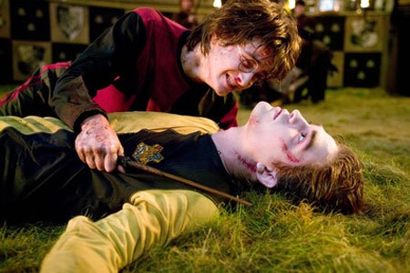 Which of these movie scenes did you find saddest? - Harry Potter